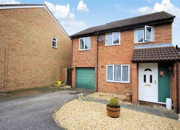 Thumbnail 4 bedroom detached house for sale in Marigold Close, Woodhall Park, Swindon