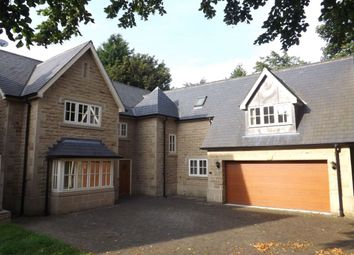 Thumbnail 5 bed detached house to rent in Crow Hill Rise, Mansfield