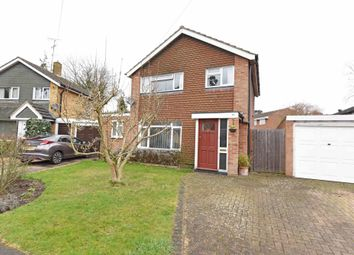 Thumbnail 3 bed detached house for sale in Chart House Road, Ash Vale