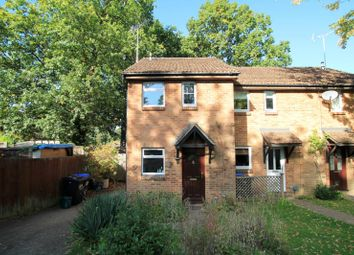 Thumbnail 2 bed end terrace house to rent in Wych Hill Park, Hook Heath, Woking