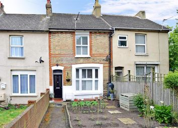 Thumbnail 2 bed terraced house for sale in Mount Pleasant Road, Folkestone, Kent