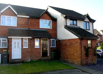 Thumbnail 2 bedroom terraced house to rent in Finch Close, Tadley, Hampshire