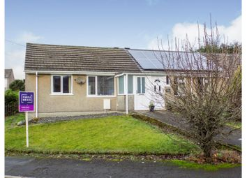 Thumbnail 2 bed semi-detached bungalow for sale in Hayclose Road, Kendal
