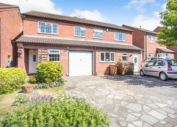Thumbnail 3 bed semi-detached house to rent in Berkeley Close, Abbots Langley
