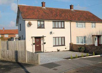 Thumbnail 3 bed property for sale in Waveney Road, Felixstowe