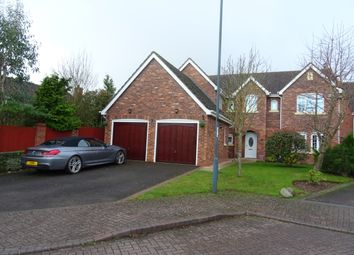 Thumbnail 8 bed detached house to rent in Sandringham Close, Westwood Heath, Coventry