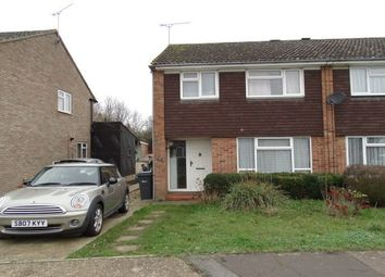 Thumbnail 3 bed semi-detached house to rent in Pondholton Drive, Witham