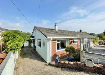 Thumbnail 2 bed semi-detached bungalow for sale in Hollacombe Brake, Wembury, Plymouth