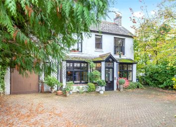 Thumbnail 4 bed detached house for sale in Leas Road, Warlingham, Surrey