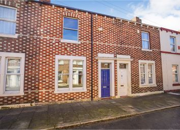 Thumbnail 3 bed terraced house for sale in Flower Street, Carlisle