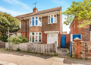 Thumbnail 3 bedroom semi-detached house to rent in Westbourne Avenue, Broadwater, Worthing