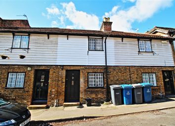 Thumbnail 2 bed terraced house to rent in Green Lane Cottages, Stanmore, Middlesex