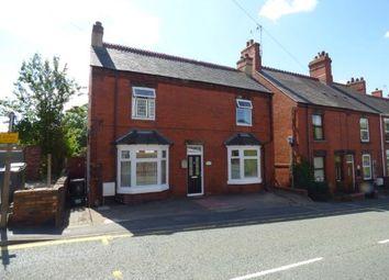 Thumbnail 3 bed detached house for sale in Llangollen Road, Acrefair, Wrexham, Wrecsam