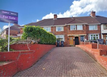 Thumbnail 3 bed terraced house for sale in Streetly Road, Birmingham