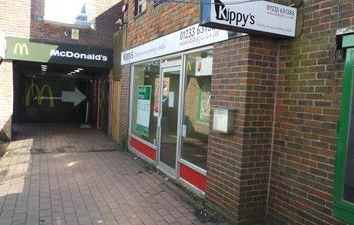Chapel Mews, North Street, Ashford TN23. Retail premises to let