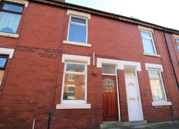 Thumbnail 2 bed terraced house to rent in Huntley Avenue, Blackpool