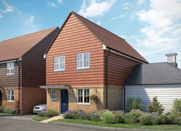 "Thumbnail 3 bed property for sale in ""The Farthing"" at Avocet Way, Ashford"