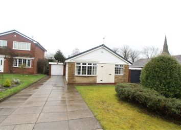 Thumbnail 3 bed detached bungalow for sale in Hunt Fold Drive, Greenmount, Bury, Lancashire