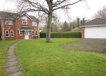 Thumbnail 4 bed detached house for sale in Church Walk, Ribbleton, Preston