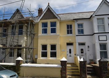 Thumbnail 4 bed terraced house for sale in Dunheved Road, Launceston