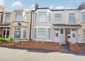 Thumbnail 3 bed terraced house for sale in Kelvin Street, Hull