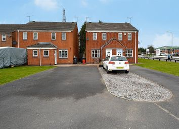 Thumbnail 2 bed semi-detached house for sale in Gasny Avenue, Castle Donington, Derby
