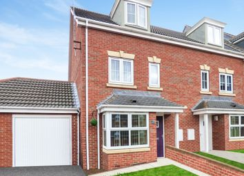 Thumbnail 4 bed detached house to rent in Edlington View, Knottingley