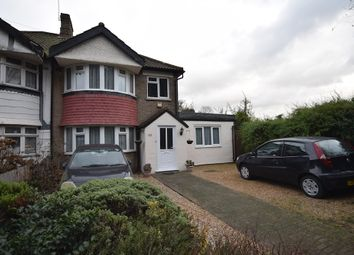 Thumbnail 4 bed semi-detached house for sale in Lodge Hill, Welling