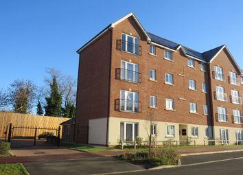 Thumbnail 2 bedroom flat for sale in Local Centre, Knebworth Gate, Giffard Park, Milton Keynes