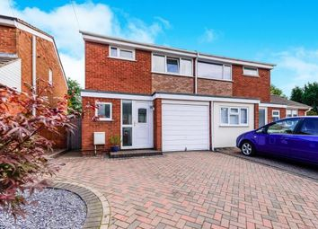 Thumbnail 3 bedroom semi-detached house for sale in Avon Road, Burntwood, Staffordshire
