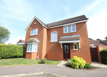 Thumbnail 4 bed property to rent in Oaktree Close, Letchworth Garden City