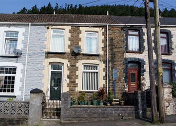 Thumbnail 3 bed terraced house for sale in Margaret Terrace, Blaengwynfi, Port Talbot, West Glamorgan