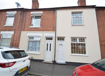Thumbnail 3 bed terraced house for sale in Gadsby Street, Nuneaton