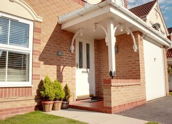 Thumbnail 3 bed detached house for sale in Butterfly Meadows, Beverley