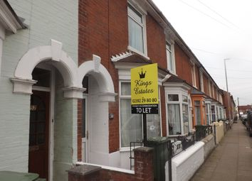 Thumbnail 5 bedroom terraced house to rent in Jessie Road, Southsea