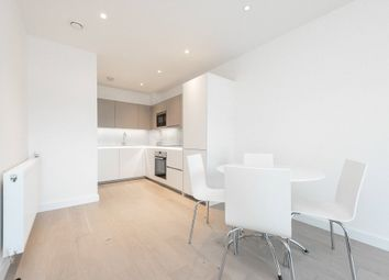 Thumbnail 1 bed flat to rent in Burnell Building, 1 Wilkinson Close, London