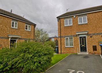 Thumbnail 3 bed end terrace house for sale in Aidan Court, Middlesbrough