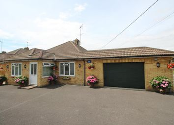 Thumbnail 3 bed bungalow for sale in Manor Road, Farnham
