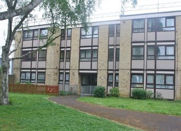 Thumbnail 3 bed flat to rent in Hawthorn Crescent, Cosham, Portsmouth, Hampshire