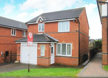 Thumbnail 3 bed detached house for sale in Deepwell Bank, Halfway, Sheffield, South Yorkshire