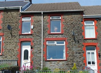 Thumbnail 3 bedroom terraced house to rent in Church Street, Caerau, Maesteg, Mid Glamorgan