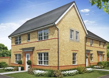"""Thumbnail 3 bedroom end terrace house for sale in """"Ennerdale"""" at Cobblers Lane, Pontefract"""