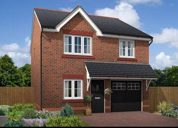 Thumbnail 3 bed detached house for sale in The Marford, Boundary Park, Parkgate, Neston