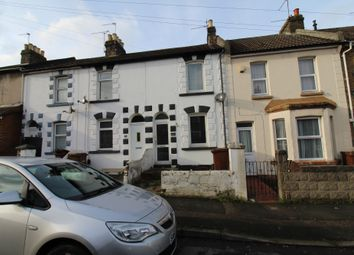 Thumbnail 2 bedroom terraced house for sale in Beresford Road, Gillingham, Kent