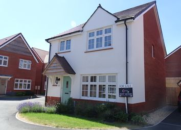 Thumbnail 4 bed detached house for sale in Bailey Mews, Bideford