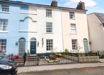 Thumbnail 3 bed terraced house for sale in Orchard Street, Blandford Forum, Dorset