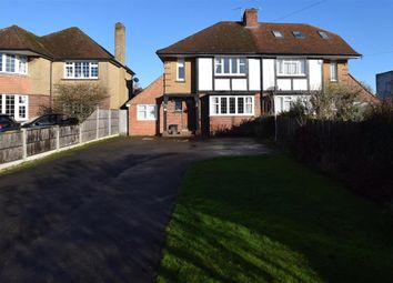 Thumbnail 4 bed semi-detached house for sale in Ashford Road, Bearsted, Maidstone, Kent