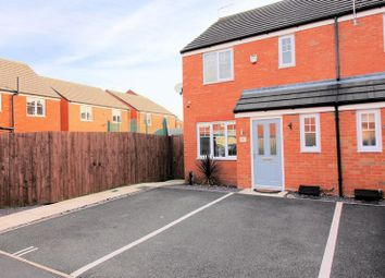 Thumbnail 3 bedroom semi-detached house for sale in Elton Fold Chase, Elton, Bury