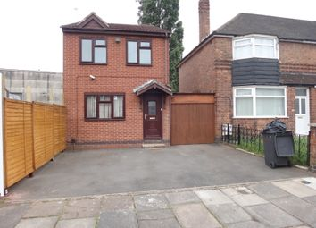 Thumbnail 3 bed detached house for sale in Rotherby Avenue, Near Catherine Street, Belgrave