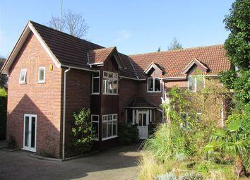 Thumbnail 6 bed detached house for sale in Noctorum Lane, Prenton